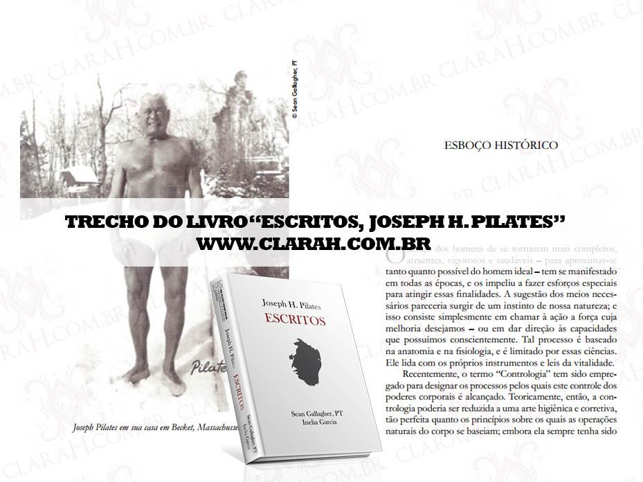 Pilares da Contrologia - Joseph H. Pilates