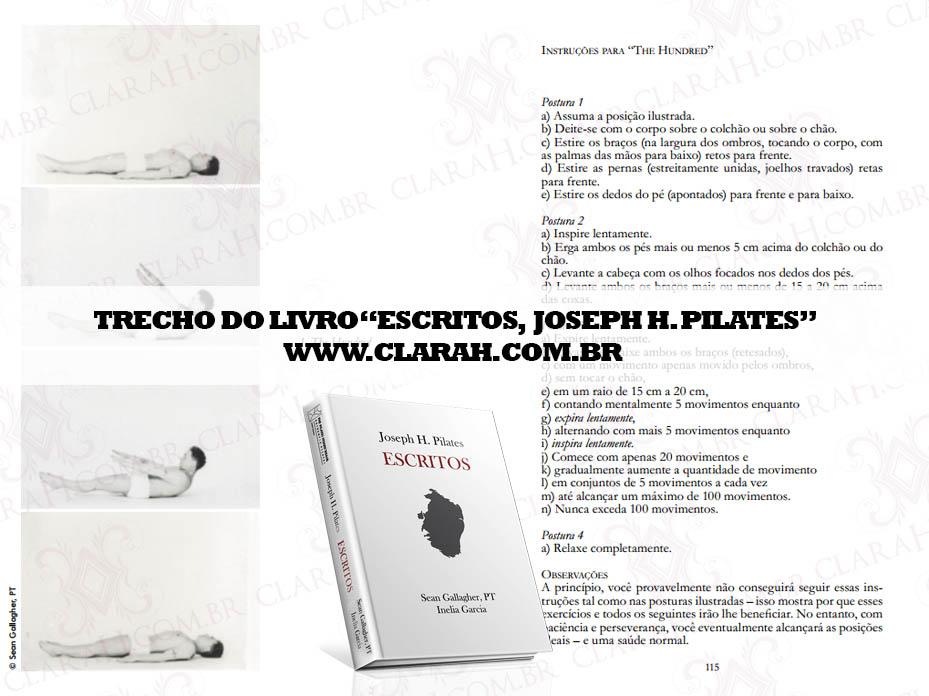 Retorno à vida pela Contrologia - Joseph H. Pilates